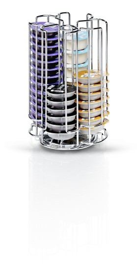 tassimo st nder spender kapselspender f r 52 t disc 574959 kaffeemaschinenfilter zubeh r zubeh r. Black Bedroom Furniture Sets. Home Design Ideas