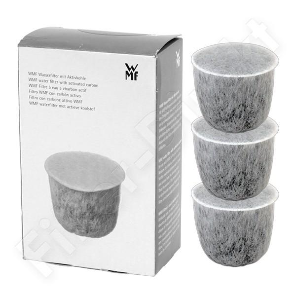 WMF Wasserfilter mit Aktivkohle für Kaffeepadmaschinen Petra ... | {Kaffeepadmaschinen 58}