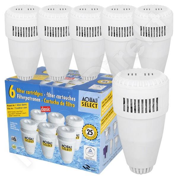 12 Wasserfilter Kompatibel Mit Brita Classic Ebay
